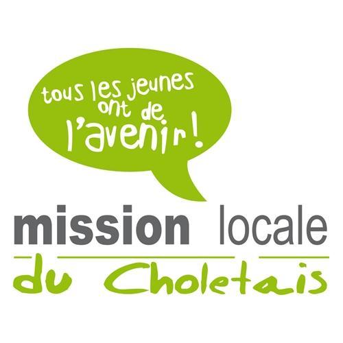 logo mission locale choletais