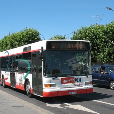Bus : horaires d'été