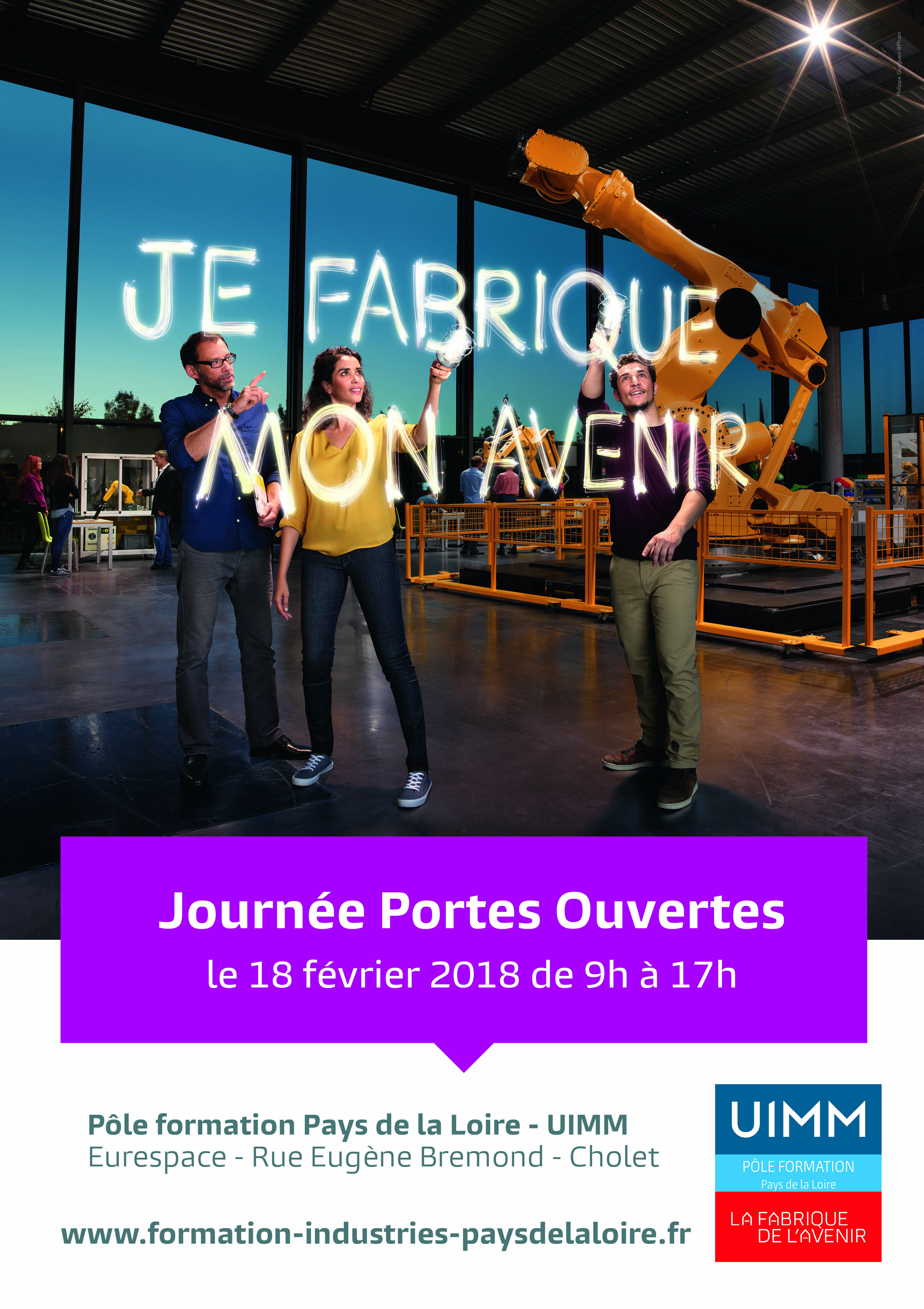 Affiches JPO 2018 A1 CHO