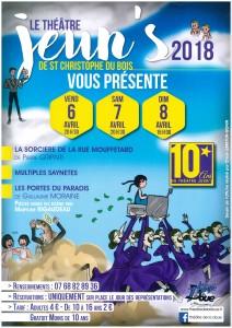 Représentation Théâtre Jeunes