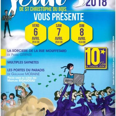 Théâtre Jeun's !