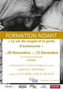 Formations aidants