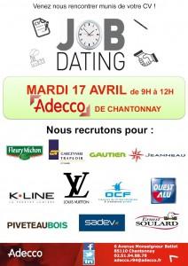 Adecco : Job Dating