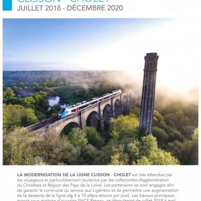 INFOS Ligne Clisson-Cholet