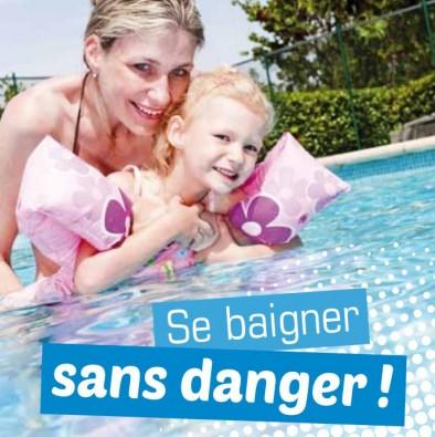 Se baigner sans danger !