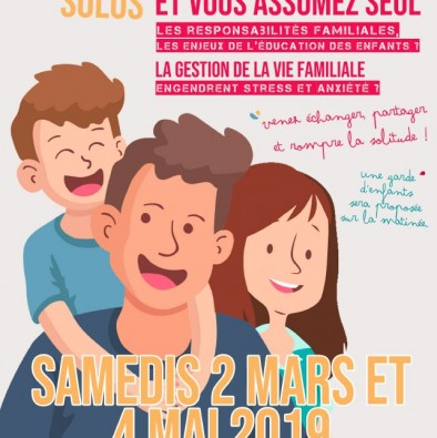 Rencontre parents solos