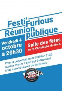 Festi'Furious - Réunion Publique !