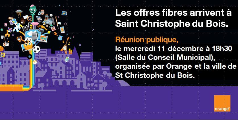 11 décembre invitation St Christophe du Bois