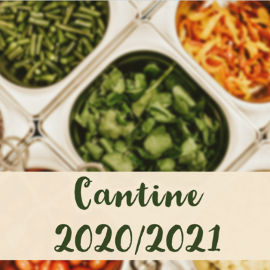Cantine 2020/2021