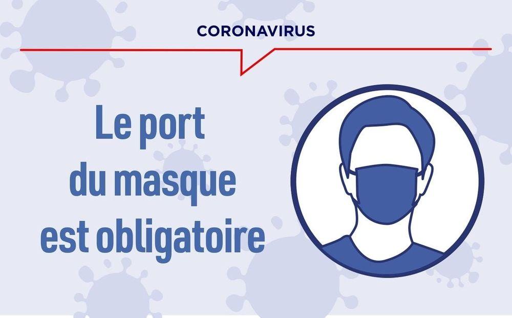 Port masque - mis en ligne FB le 13-08-2020
