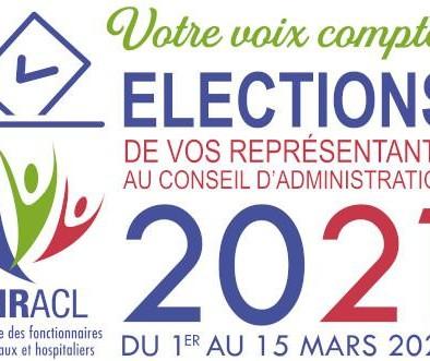 Élections Caisse Nationale de Retraites des Agents des Collectivités Locales (CNRACL)