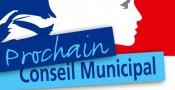 📣Prochain Conseil Municipal