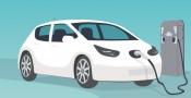 Borne de recharge des véhicules électriques ⚡