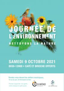 Journée de l'environnement 🌍 @ Ateliers Municipaux
